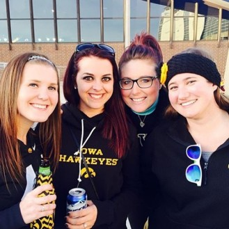 Quad-Couple Date to a football game - without kids,